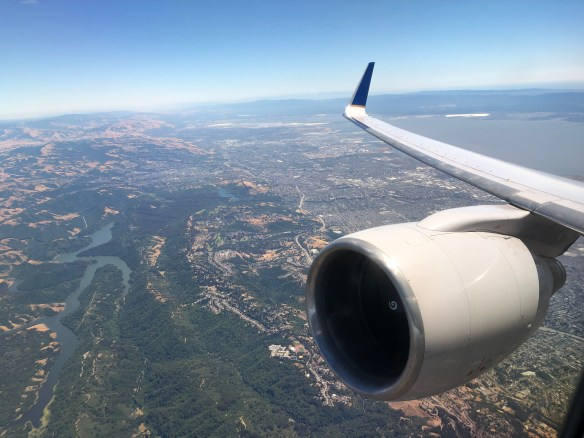 Review: United 757-200 Transcontinental Business Class San
