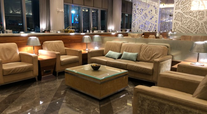 Review: GVK International Business Class Lounge East Wing Mumbai