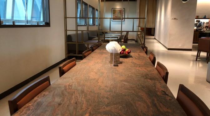 Review: Singapore SilverKris Business Class Lounge Bangkok