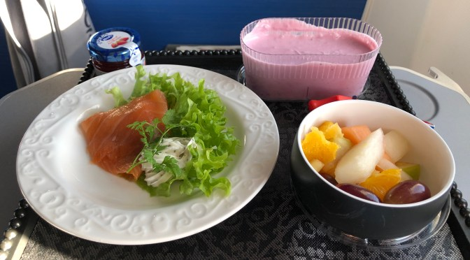Review: KLM 737-800 Europe Business Class London Heathrow to Amsterdam