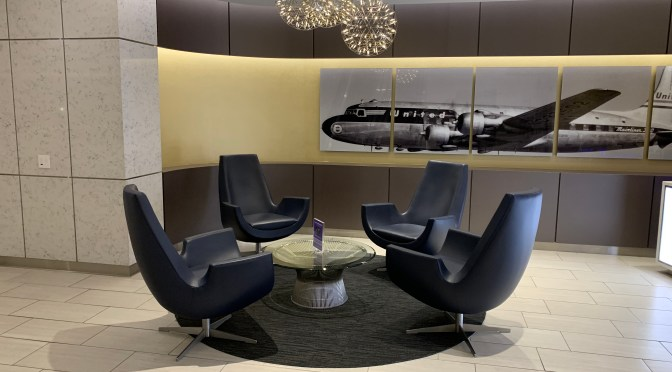 Review: United Club Lounge Chicago Concourse B Gate B18
