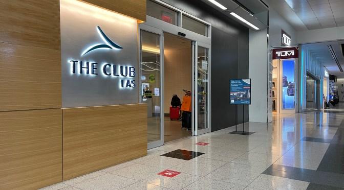 Review: The Club Las Vegas LAS Terminal 1