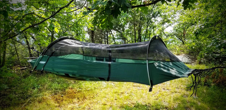 online retailer b73b2 0bdb6 Lawson Blue Ridge Camping Hammock Review -