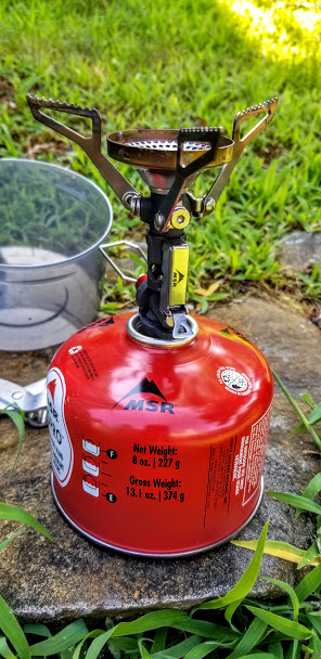 Pocket Rocket Stove >> Msr Pocket Rocket Stove Review