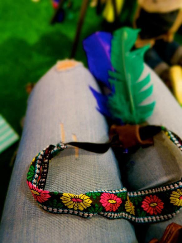 Indianerbånd til kidsa, -eller til festival-hipstere