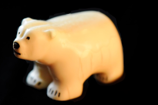 Ivory Carvings- John Kiyutelluk