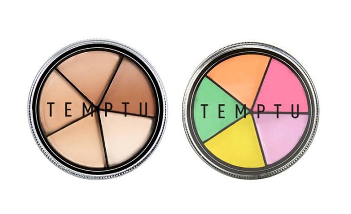 Alcone Makeup Temptu Wheels