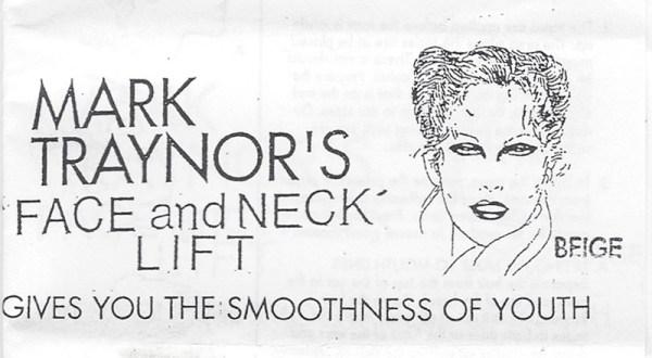 Mark Traynor Face Lift kit