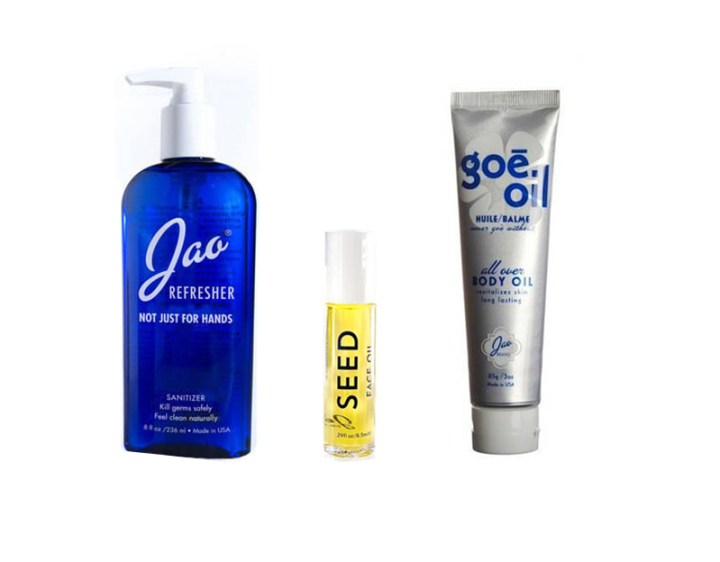 jao hand seed oil goe