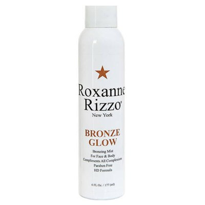 Roxanne Rizzo Bronze Glow Bronzing Mist Body Makeup $44