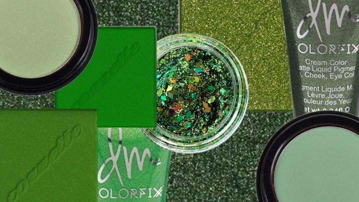 Color Focus: Green Eye Makeup