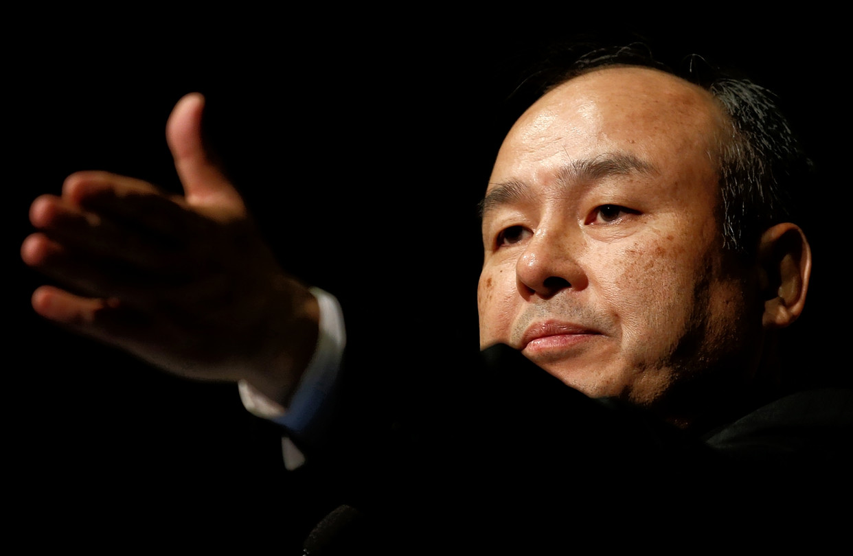 Is SoftBank ready for global domination?