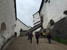 Inside the Hohensalzburg Castle