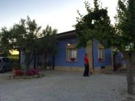 Dinner spot hidden among the wine vineyards near Ortona