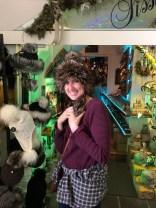 Fur hat anyone?