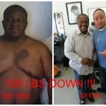 jf down 100 lbs