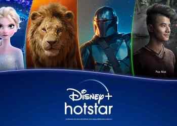 Disney+ Hotstar สตรีมมิ่งชั้นนำที่รวบรวมภาพยนตร์และซีรีส์จาก Disney, Marvel, Pixar, Star Wars และอื่นๆ อีกมากมาย เปิดให้บริการในไทยแล้ว