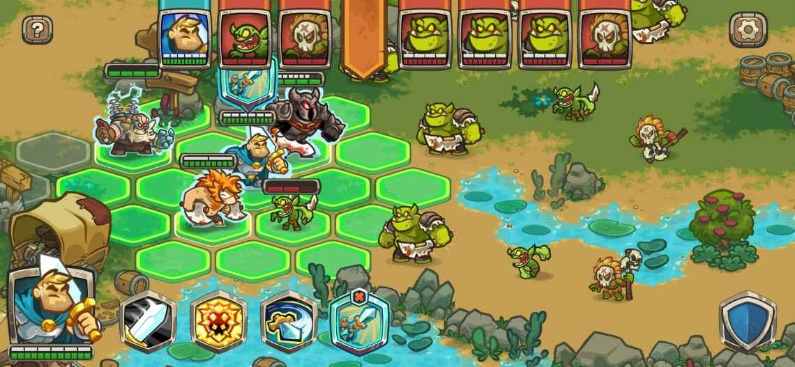 Legends of Kingdom Rush เกม RPG แนว Roguelike พร้อมให้นำทีมเหล่าฮีโร่ต่อสู้กับวายร้ายได้ผจญภัยไปกับโลกแฟนตาซีบน Apple Arcade แล้ววันนี้