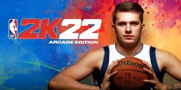 NBA 2K22 Arcade Edition พร้อมให้เล่นบน Apple Arcade แล้ว