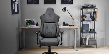 Razer ปิดตัว Razer Iskur เก้าอี้ผ้ารุ่นใหม่ในกลุ่มผลิตภัณฑ์เก้าอี้เล่นเกมตามหลักสรีรศาสตร์ที่ได้รับรางวัล ช่วยให้เกมเมอร์มีทางเลือกมากขึ้น