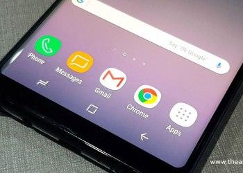 วิธีเปิดใช้งาน App Drawer บน Galaxy รุ่นใหม่