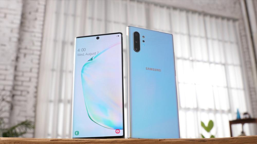Samsung Galaxy Note 10 Samsung Galaxy Note 10+