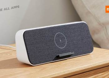 Xiaomi เปิดตัว Xiaomi Wireless Charging Bluetooth Speaker ลำโพงบลูทูธพร้อมที่ชาร์จไร้สาย 30W ราคาหนึ่งพันนิดๆ