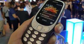เปิดจอง Nokia 3310 ในงาน Mobile Expo 2017