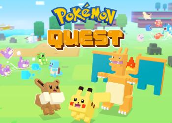 Pokemon Quest เกมแนว RPG เปิดให้ดาวน์โหลดบน iOS และ Android แล้ว