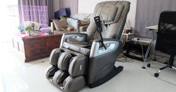 รีวิว เก้าอี้นวดไฟฟ้า Rester Titan พร้อมระบบความร้อนช่วยผ่อนคลายกล้ามเนื้อ