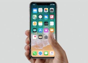 วิธีการใช้งาน iPhone X ด้วยการ Gestures