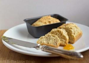 mini oat breads