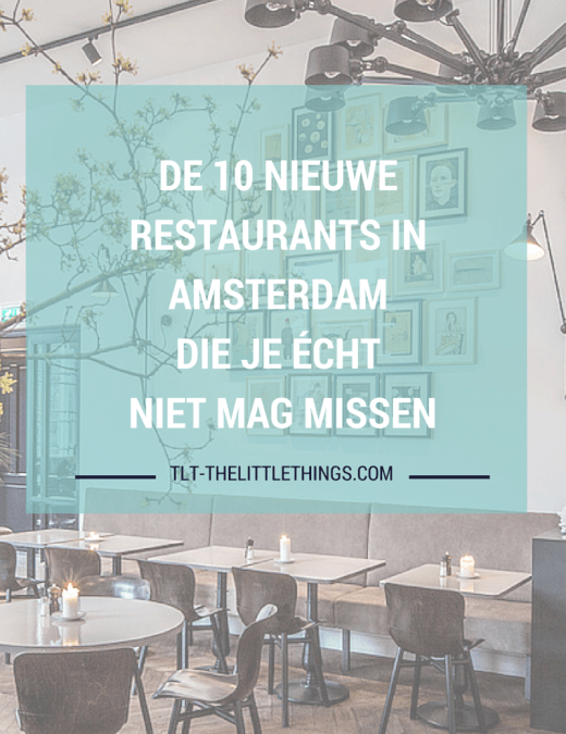 Nieuwe restaurants in amsterdam the all day kitchen for Nieuwe restaurants amsterdam
