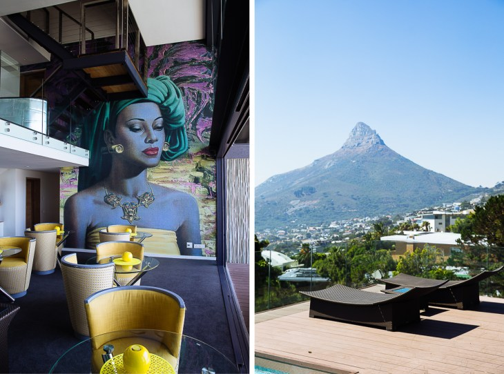 4 amazing boutique hotels in cape town wine lands the for Amazing boutique hotels