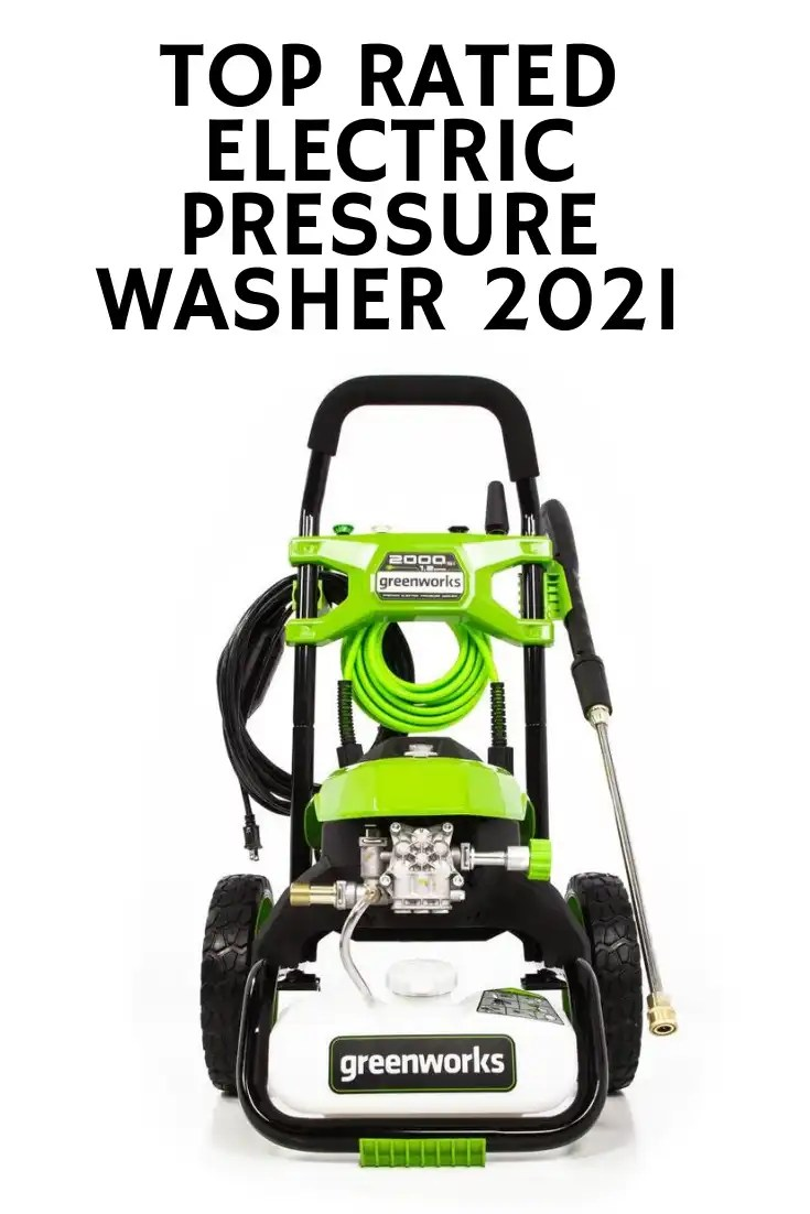 top rated electric pressure washer