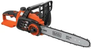 black and decker 40v 12inch cordless chainsaw