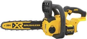dewalt xr 12inch 20v cordless chainsaw