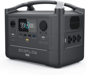 ef ecoflow portable power stations river max