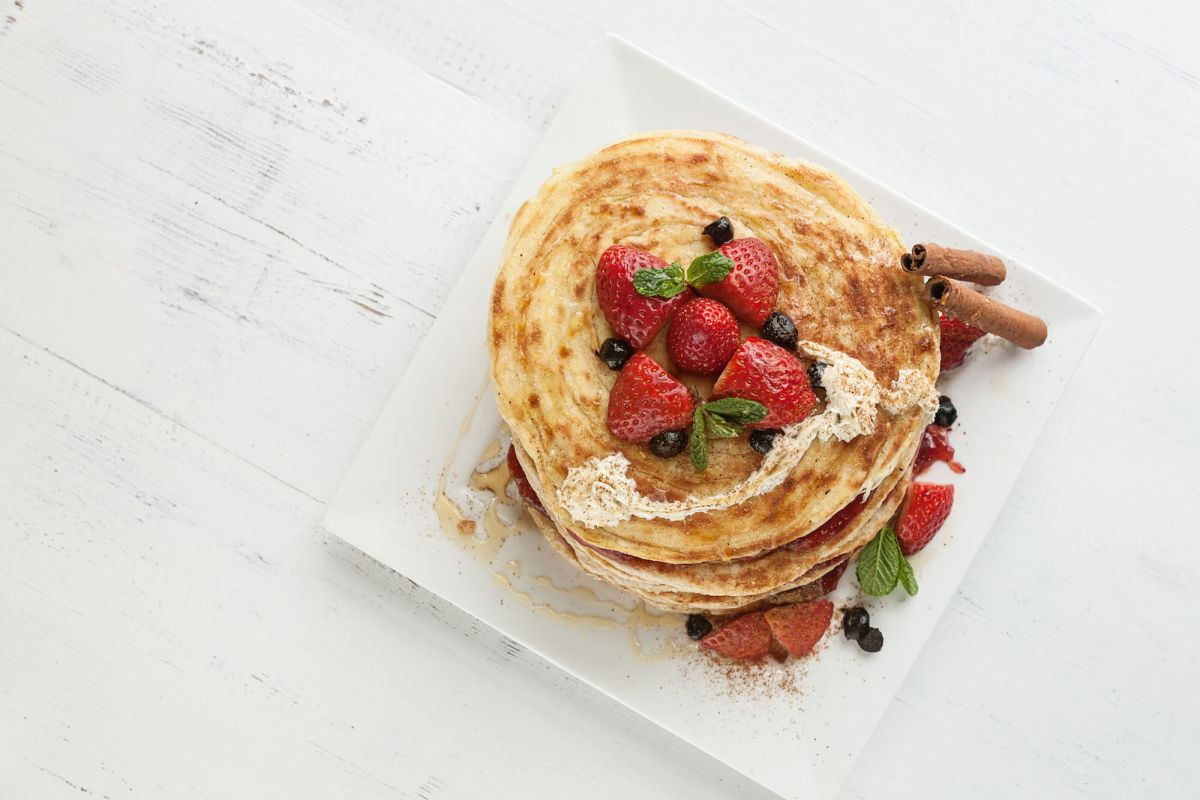 The Allergy Mom's Favourite Pancake Recipe