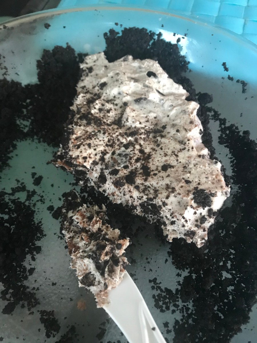 Dairy-free, Nut-free, Cookies n' Cream Pie