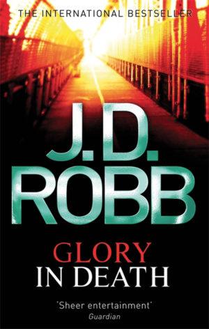 "sunlit walkway ""Glory in Death"" ""J.D. Robb"""