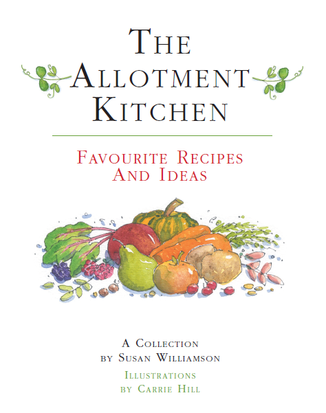 The Allotment Kitchen Front Cover