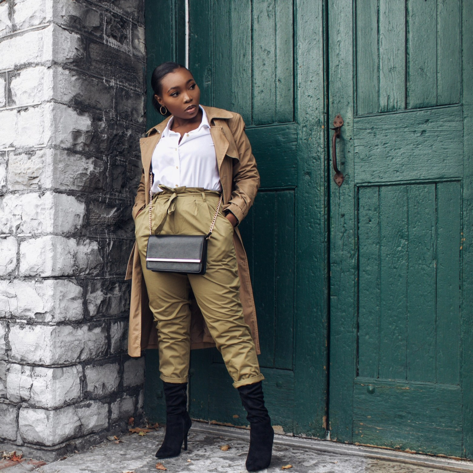 How to Style Khaki Pants   The Alma Chronicle