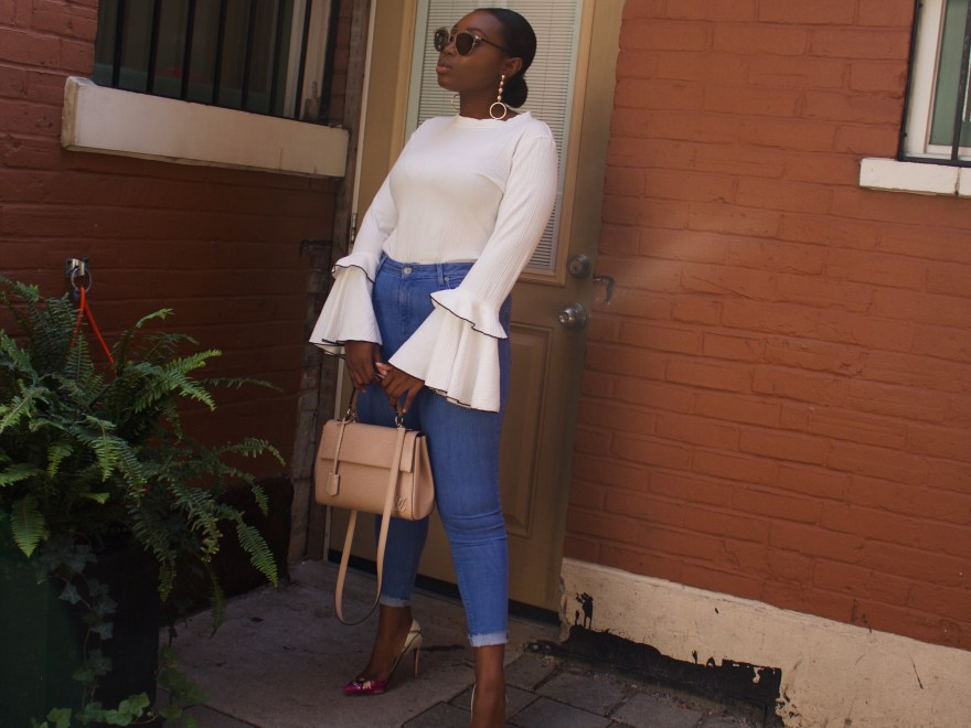 Casual White Shirt and Denim   The Alma Chronicle
