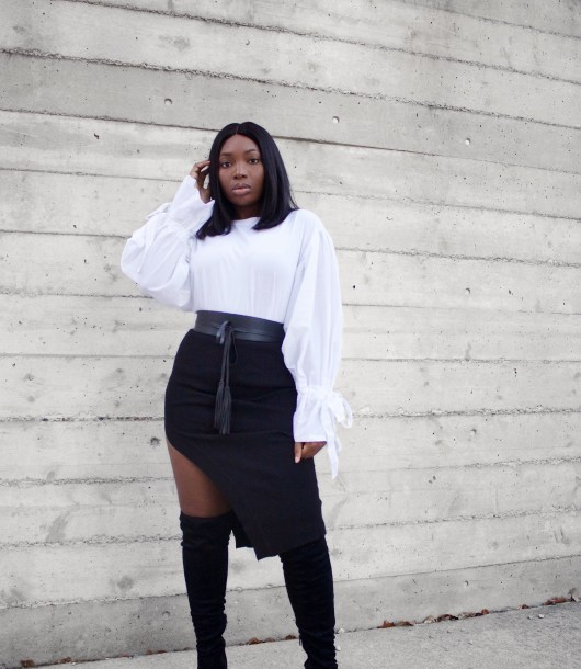 The Alma Chronicle | Winter 2018 Outfits