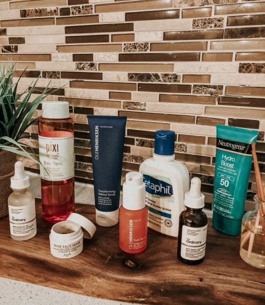 Skincare Products Under $30 | The Alma Chronicle