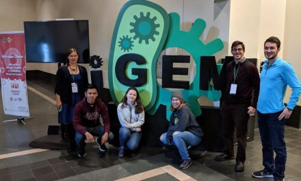 iGEM eyes synthetic biology