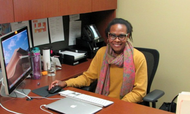 CSO welcomes Dr. Blake