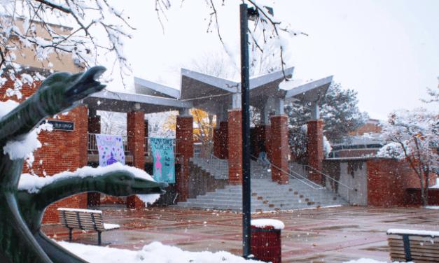 Snow days interfere with athletics