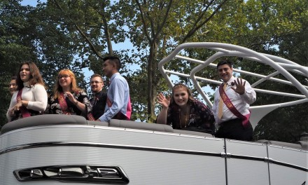 Homecoming events entertain